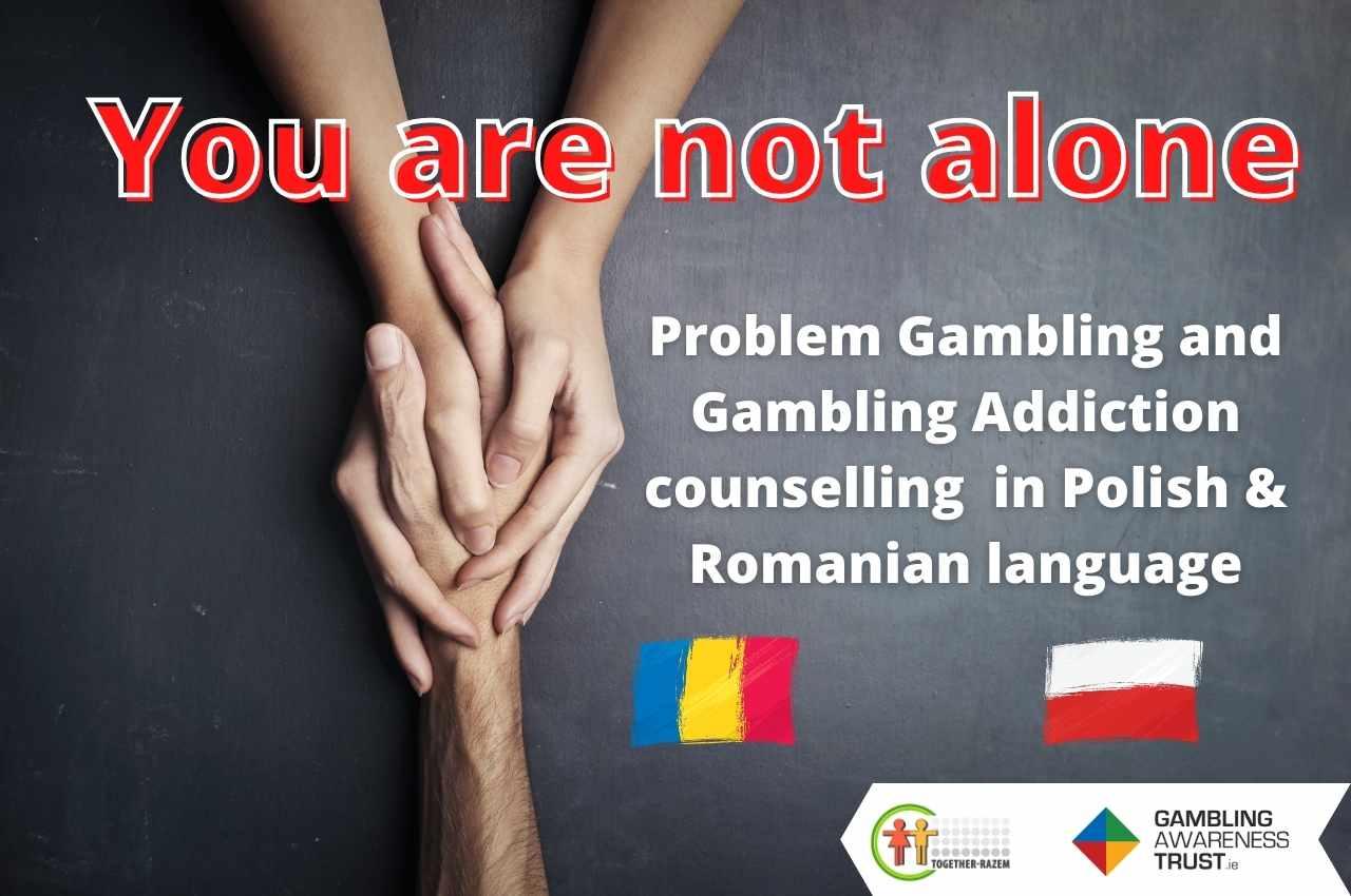 gambling trust poster