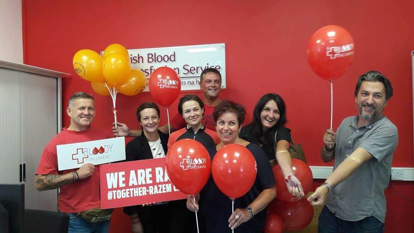 kampani bloody foerigners augist18