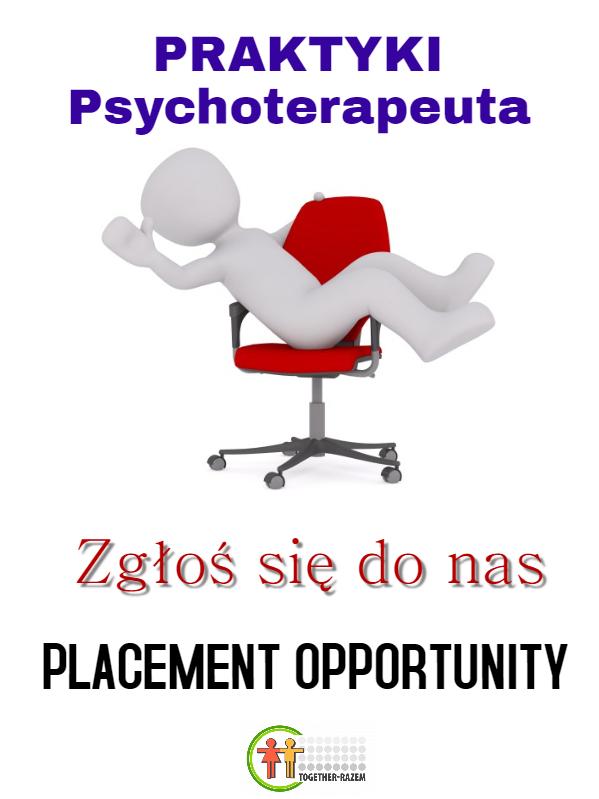 praktyki terapeuta