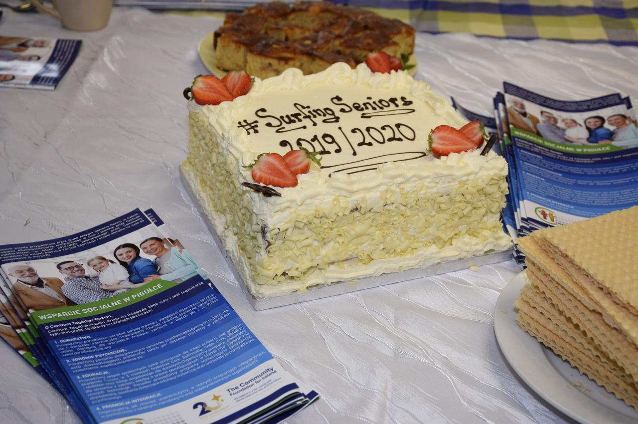tort podsumowujący