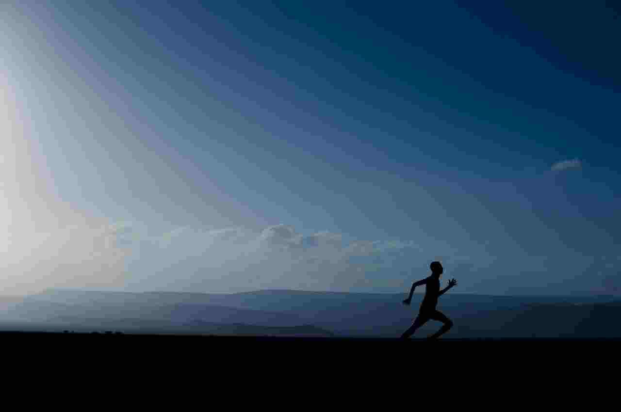 running covid