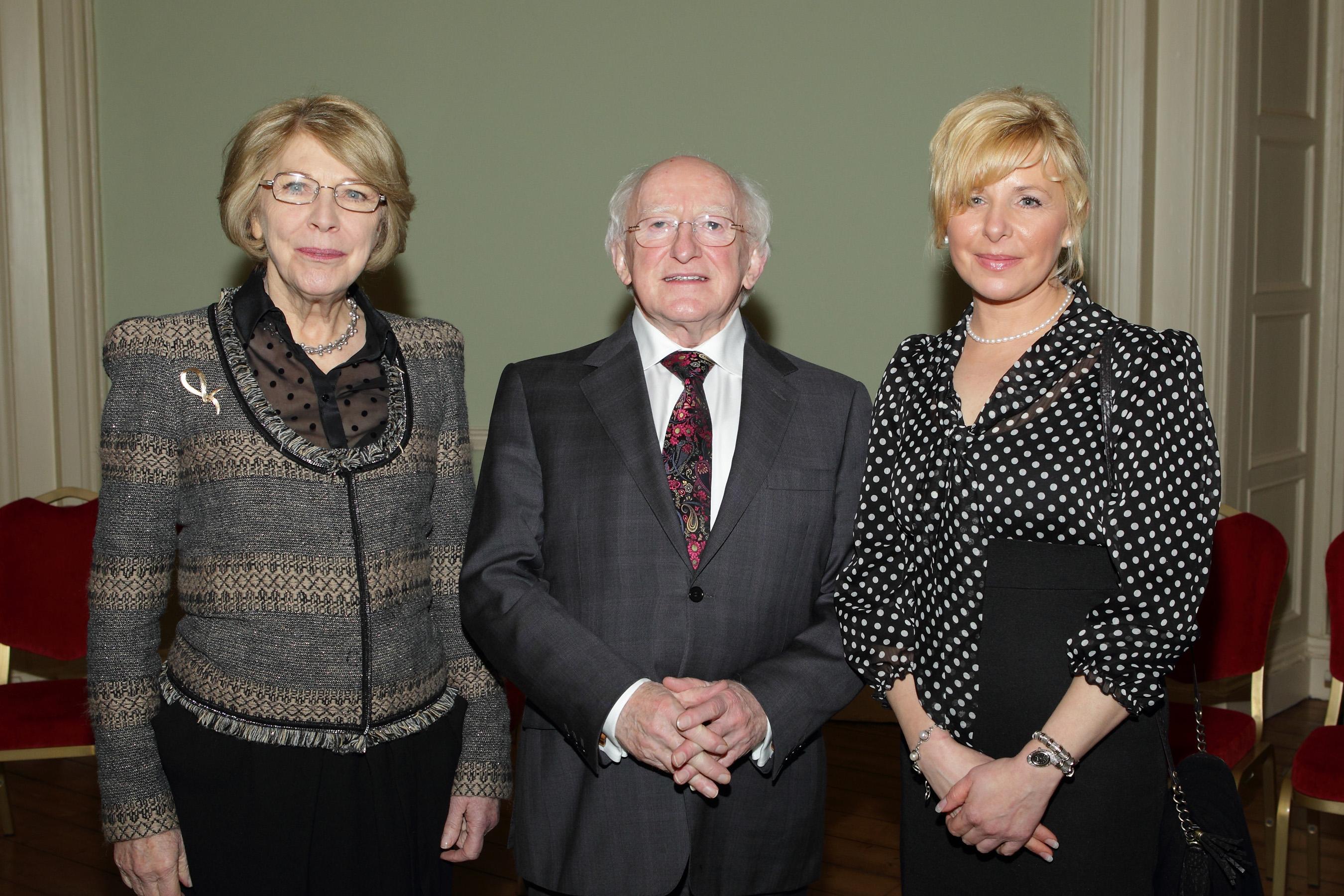Nasi wolonatriusze są nagradzani w Irlandii